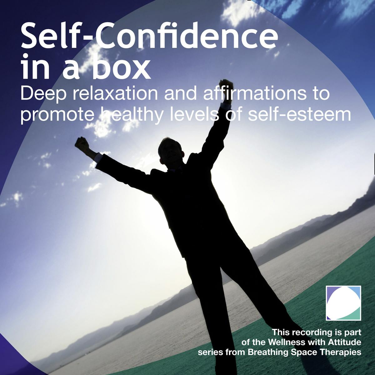 Self Confidence in a box - Audiobook