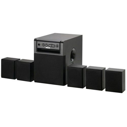 Rca Rt151 5.1 Surround Sound Speaker System