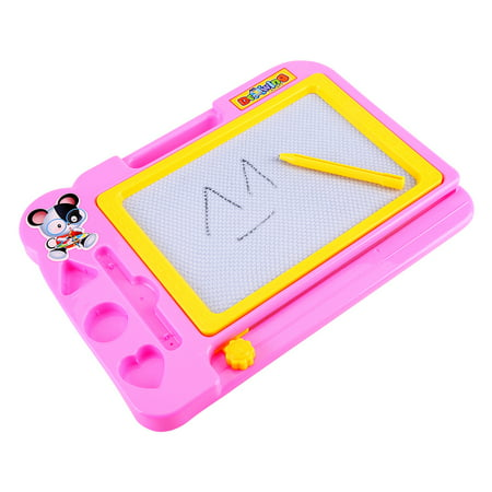 Best Ymiko Kids Children Magnetic Drawing Board with Painting Pen Writing Sketch Educational Preschool Toy,Kids Writing Board,Drawing Board deal