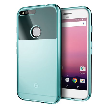 Google Pixel Case  Cimo  Grip  Premium Slim Protective Cover For Google Pixel  2016    Blue