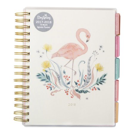 2018 Agenda Planner   Flamingo By Dayspring