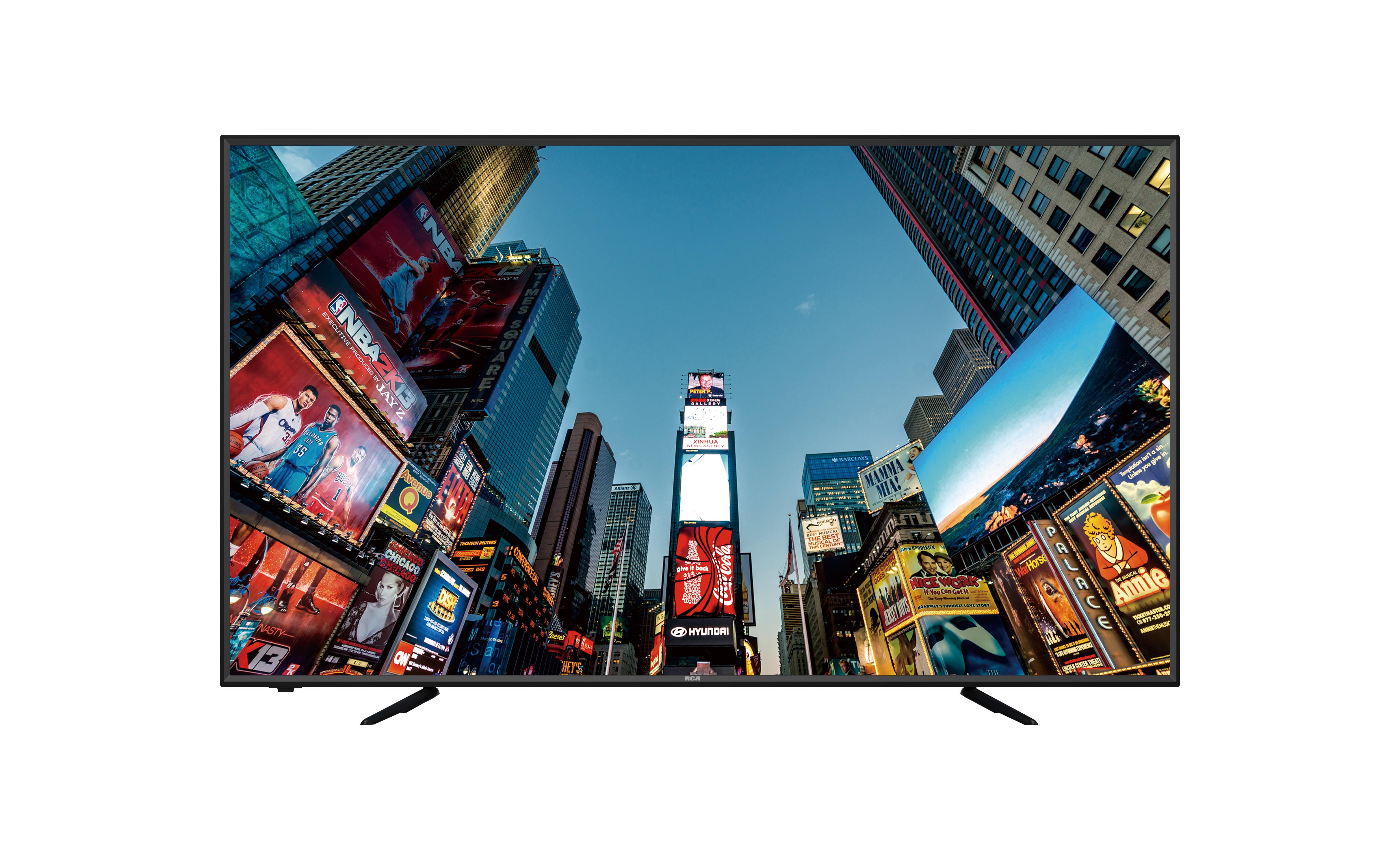"Click here to buy RCA 65"" Class 4K Ultra HD (2160P) LED TV (RTU6549) by RCA."