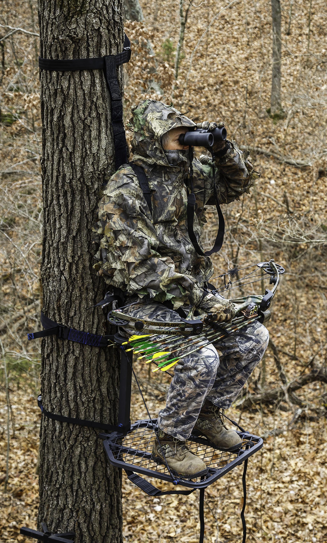 Ameristep Challenger Hang-On Treestand thumbnail