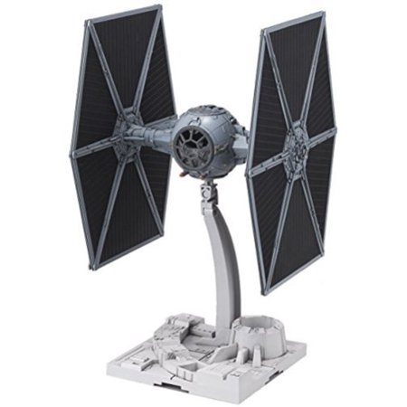 Bandai Hobby Star Wars 1/72 Tie Fighter Building Kit ()