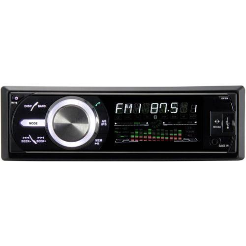 Scosche SCDBTA60 In-Dash CD/MP3/Bluetooth Receiver with Wireless App Control