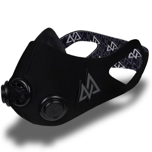 TRAINING MASK 2.0 BLACKOUT LARGE by Training Mask