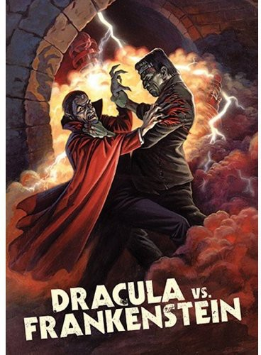 Dracula Vs. Frankenstein by MEDIA BLASTERS