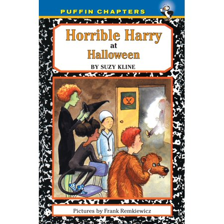 Horrible Harry at Halloween](Horrible History Halloween)