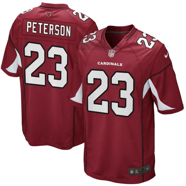 Adrian Peterson Arizona Cardinals Nike Game Jersey - Cardinal