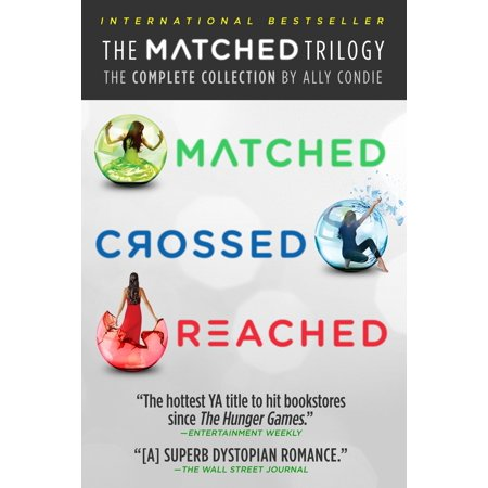 The Matched Trilogy - eBook