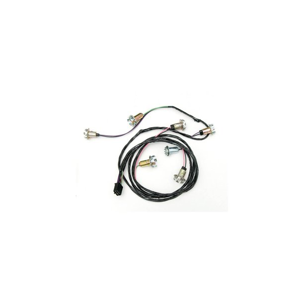 Eckler's Premier Products 40-140082 Full Size Chevy Rear