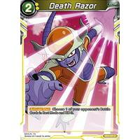 Dragon Ball Super Union Force Death Razor BT2-121