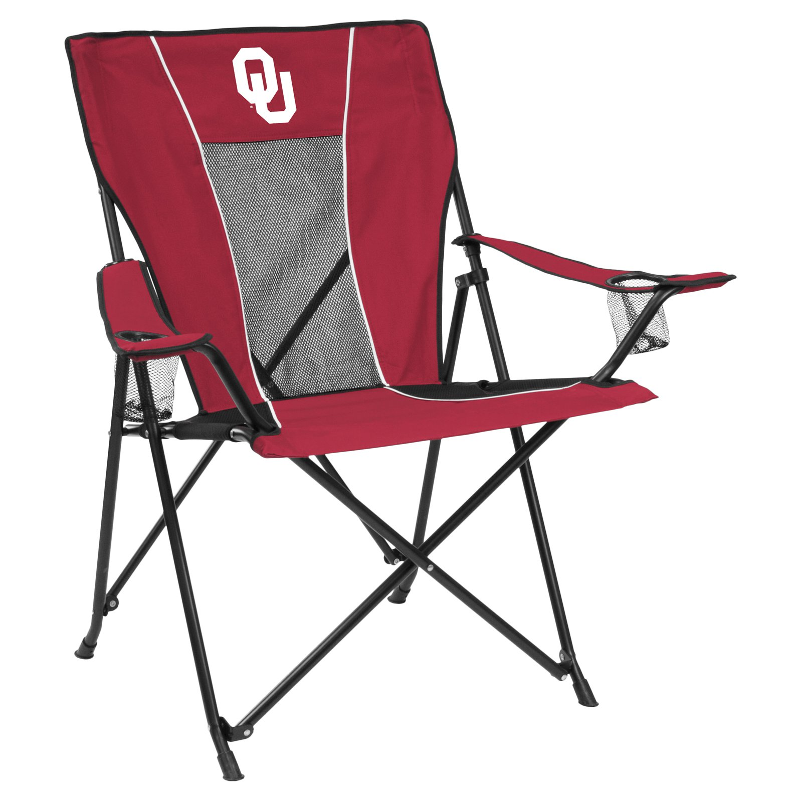Logo NCAA Oklahoma Game Time Chair