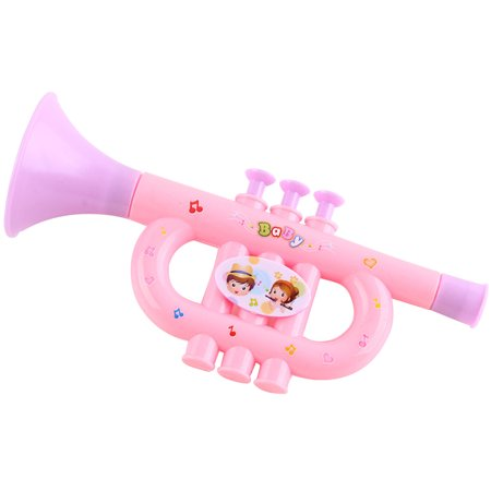Colorful Baby kids Horn Hooter Trumpet Instruments Music Toys - Toddler Halloween Music
