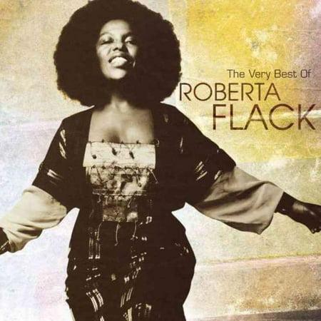 Roberta Flack The Very Best of Roberta Flack CD - image 1 of 1