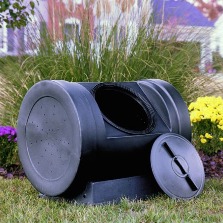 Good Ideas 90-Gal. Compost Wizard – Black (Good Ideas Compost Bin)
