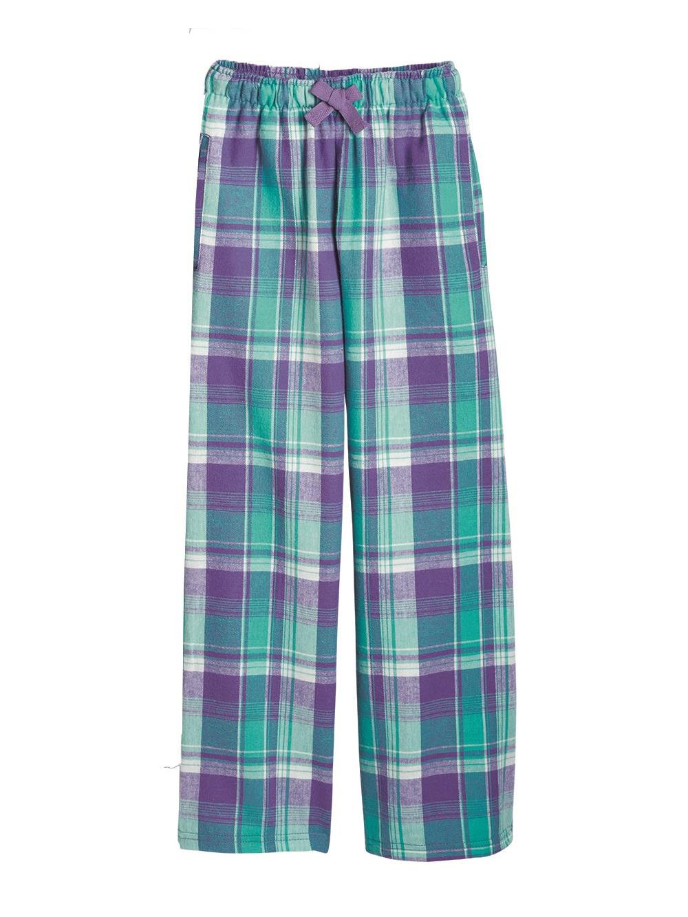 Boxercraft Wovens - Fall Youth Flannel Pants with Pockets Y20
