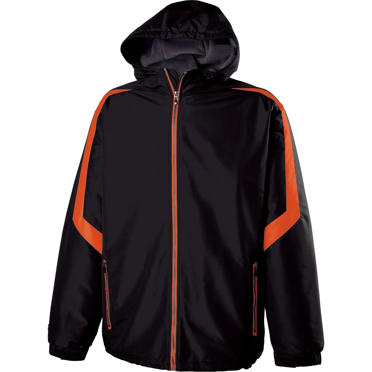 Holloway Charger Jacket Blk/Ora 2Xl - image 1 de 1