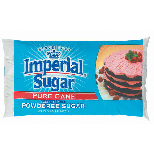 Imperial Pure Cane Powdered Sugar, 32 oz