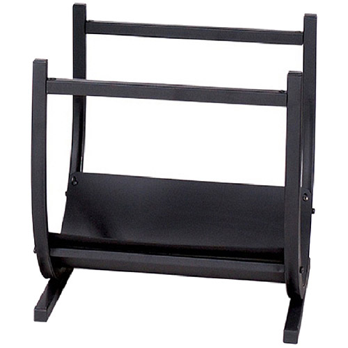Blue Rhino Black Log Rack