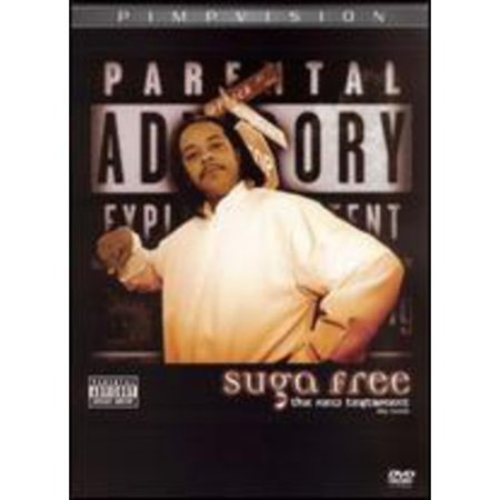 Suga Free: The New Testament (With CD)