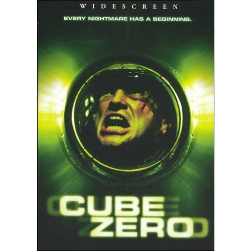 Cube Zero (Widescreen)