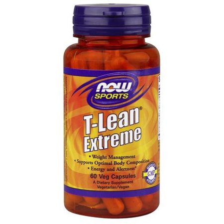 240 Vcaps Now Foods (T-Lean Extreme Now Foods 60 VCaps )