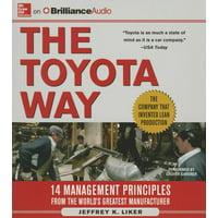 The Toyota Way (Audiobook)