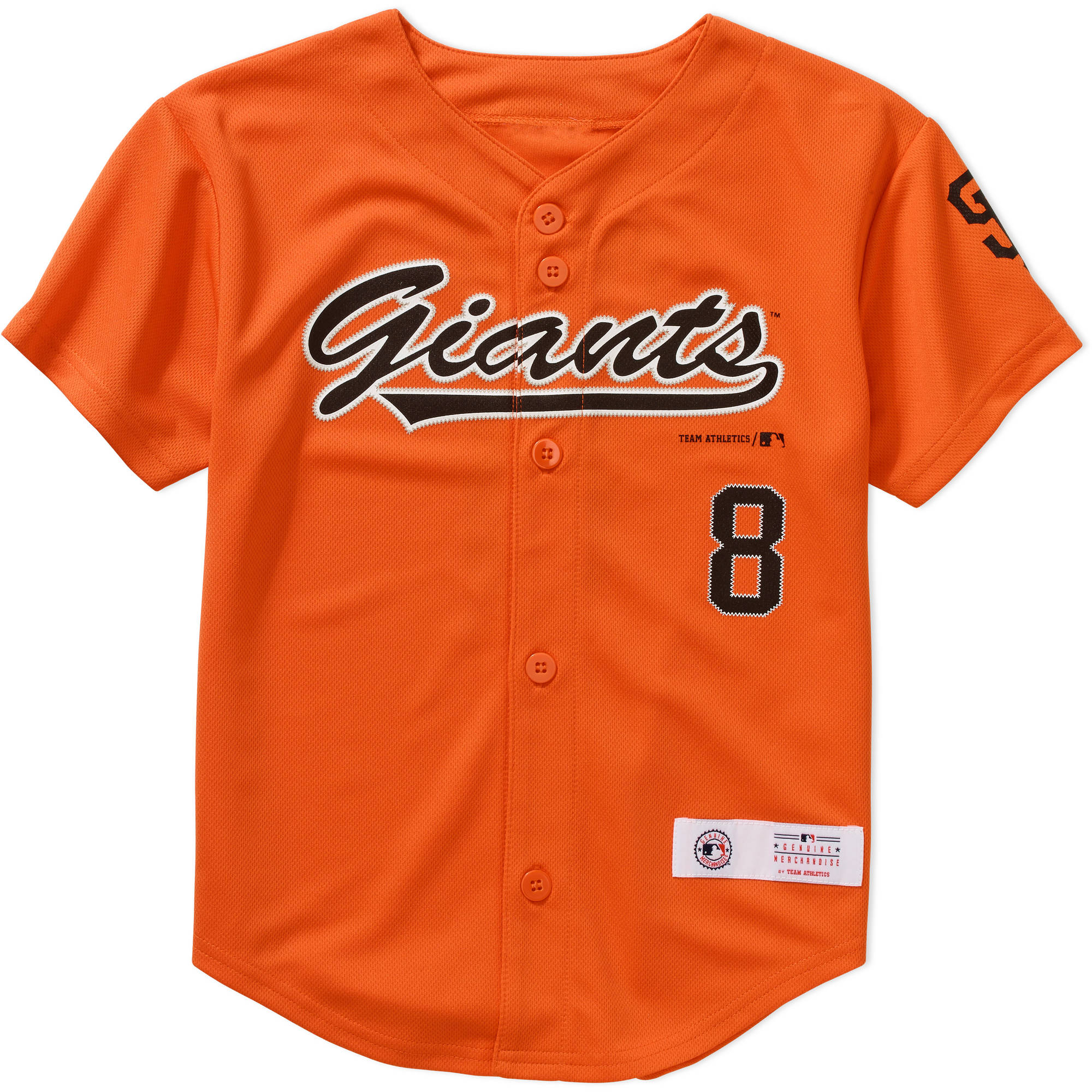 MLB Boys' San Francisco Giants H Pence #8 Jersey