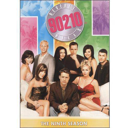 Beverly Hills 90210: The Ninth Season (Full Frame)