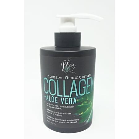 Bloom Collagen + Aloe Vera Intensive Firming Cream 15 fl (Aloe Vera Collagen)