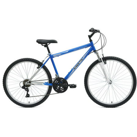 Hardtail Disc - Mantis I Men's Raptor 26 MTB Hardtail Bicycle, Blue
