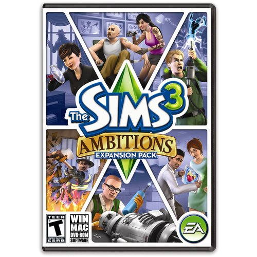 Sims 3: Ambitions (PC)