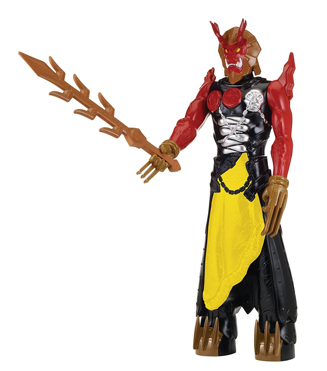"Dino Super Charge 12"" T-Rex Super Charge Red Ranger Action Figure, The Power Rangers... by"