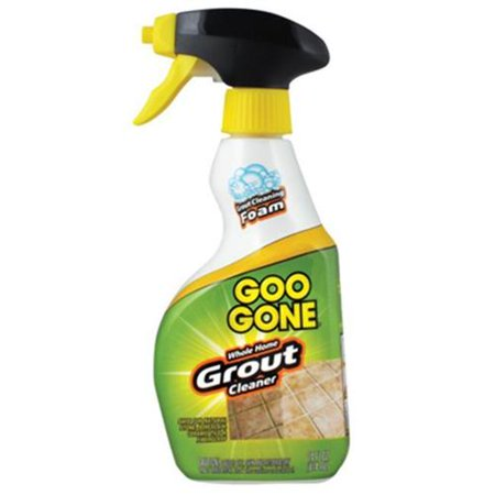 Grout and Tile Cleaner, Citrus Scent, 28 oz Trigger Spray Bottle,