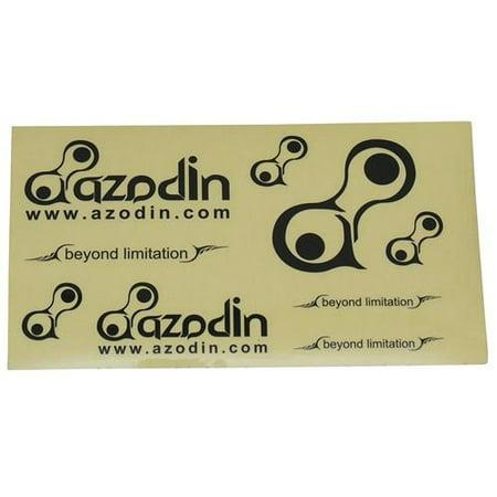 Azodin Paintball Sticker Sheet -