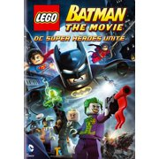 LEGO Batman The Movie DC Super Heroes Unite (DVD)