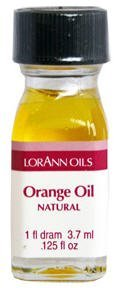 Fondant Icing Candy Orange Oil Flavor Food Flavoring