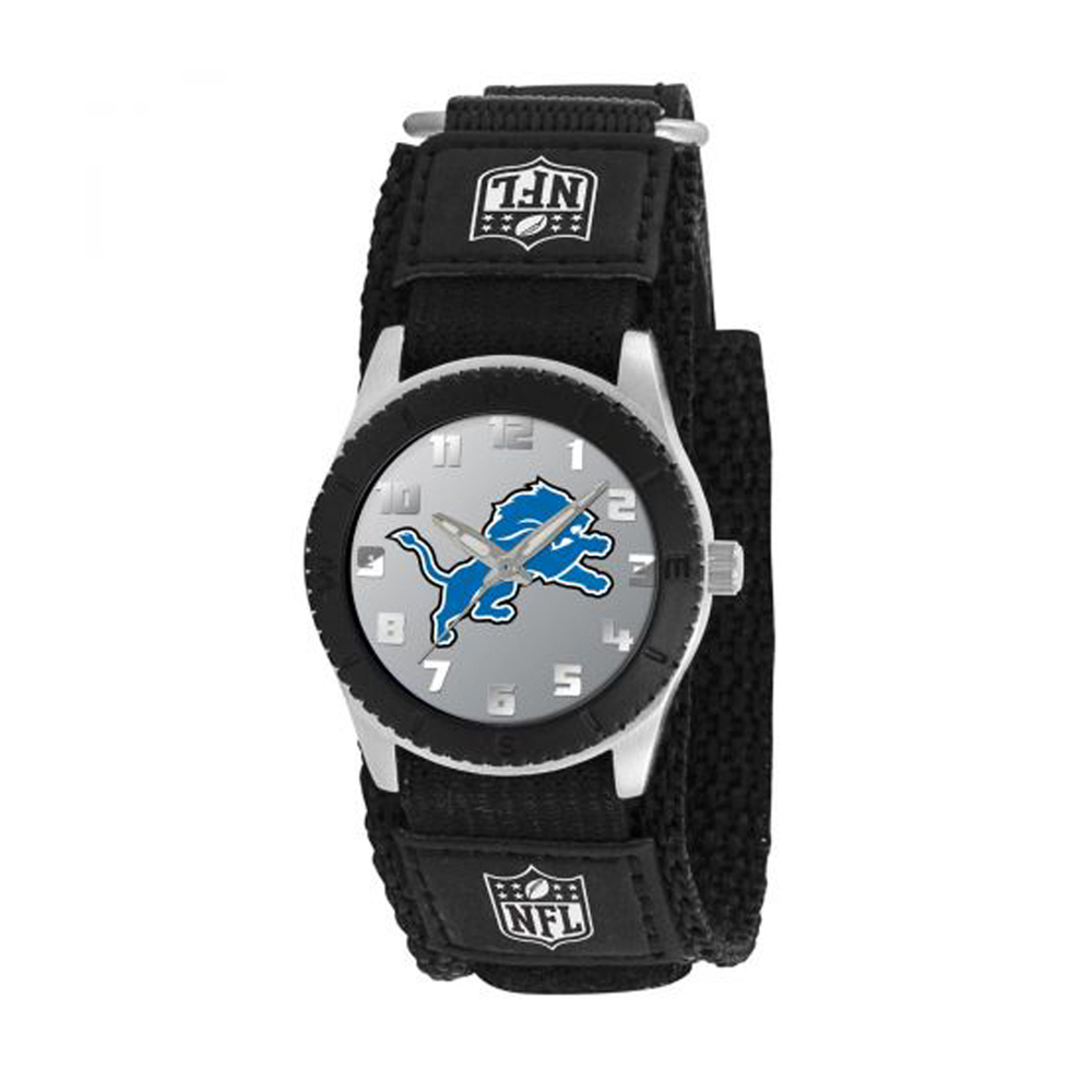 Detroit Lions Kids Watch - Rookie Black