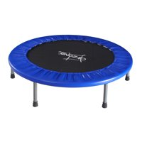 Airzone Jump 38-Inch Fitness Trampoline, Blue