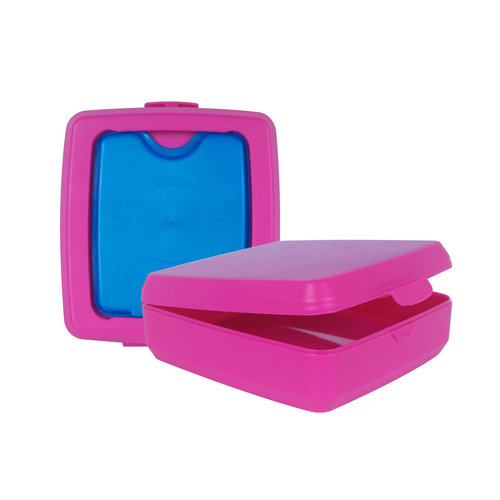 Cool Gear Sandwich Container, Pink