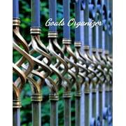 Goals Organizer : Undated Notebook for Organizing Goals