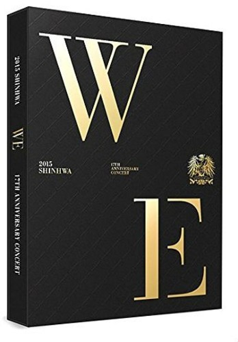 2015 Shinhwa 17th Anniversary Concert [We] by