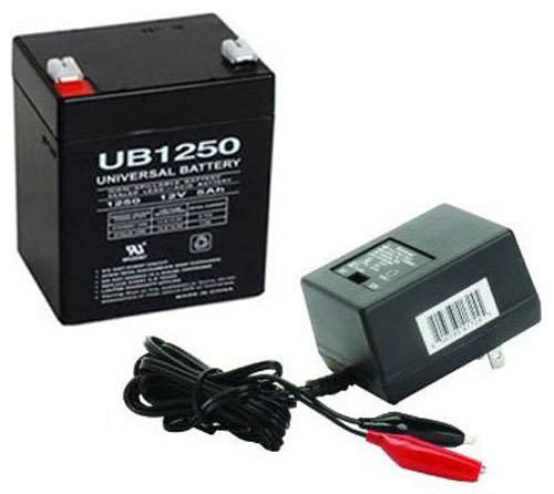 Universal Power Group 12V 5AH Battery for ION Audio Tailg...