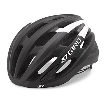 Giro Foray Bike Helmet - Matte Black/White Small