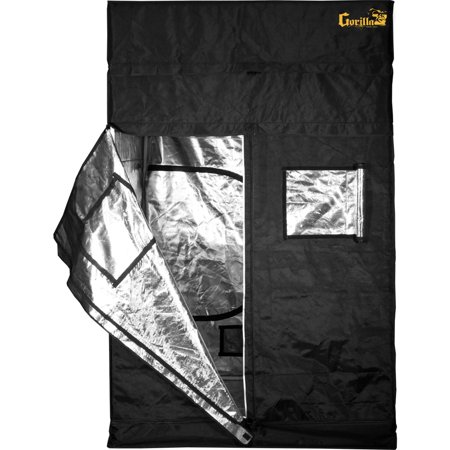 Gorilla Grow Tent 3' x 3' Indoor Hydroponic Greenhouse Garden Room GGT33