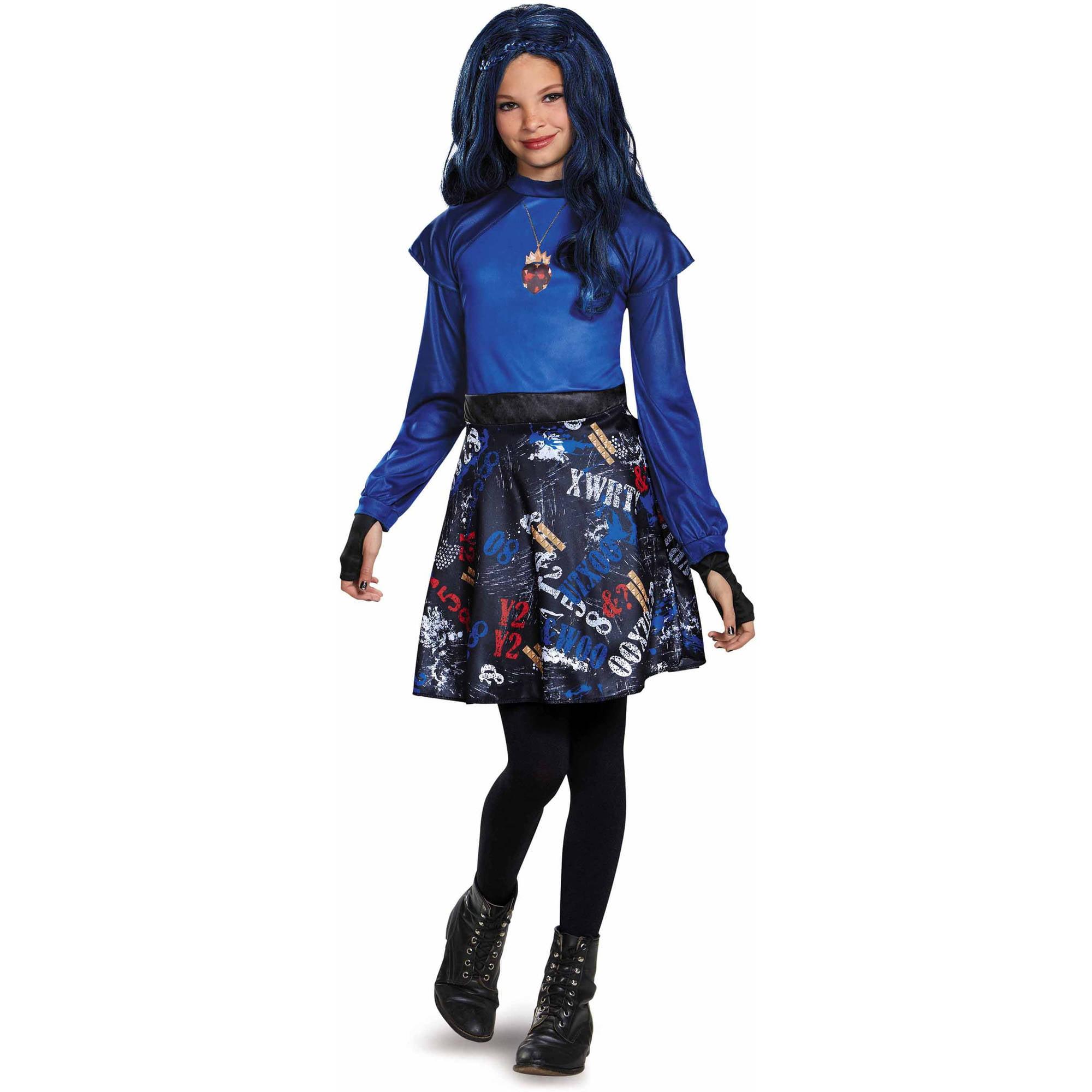 sc 1 st  Walmart & Descendantu0027s Evie Classic Child Halloween Costume - Walmart.com