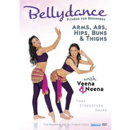 Bellydance Fitness For Beginners  Arms  Abs  Hips  Buns   Thighs