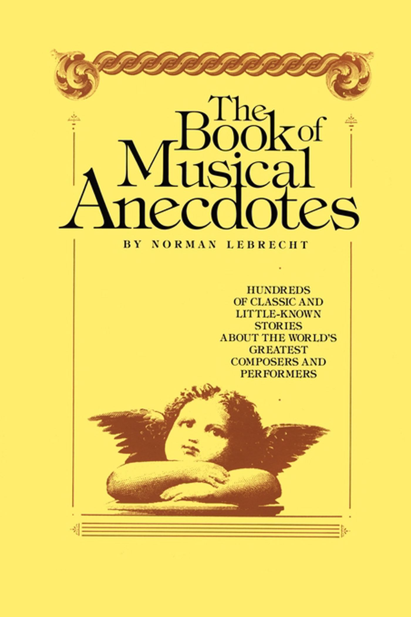 Book of Musical Anecdotes by