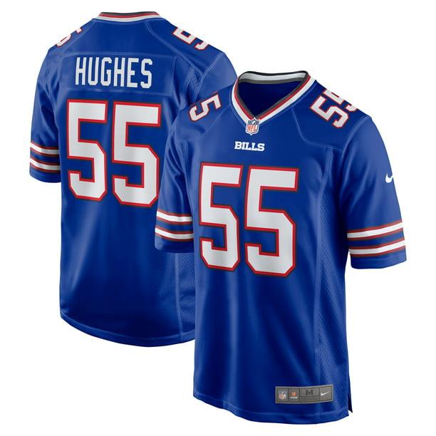 Jerry Hughes Buffalo Bills Nike Game Jersey - Royal